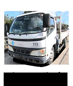 トラック・ダンプ(積載2~4t)